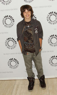 Leo Howard at the Paley Center For Media's