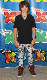 Leo Howard at the Disney ABC Television Group Host