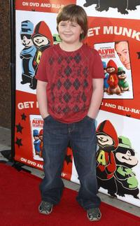 Conner Rayburn at the DVD release party and charity concert event for