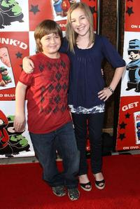 Conner Rayburn and Billy Bruno at the DVD release party and charity concert event for