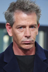 Ben Mendelsohn at Build Studio in New York City.