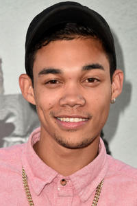 Roshon Fegan at the Hollywood premiere of