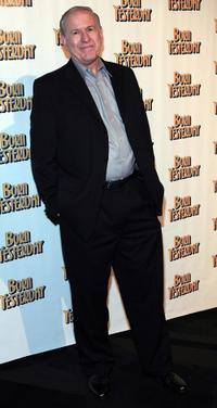 Terry Beaver at the after party of Broadway opening night of the