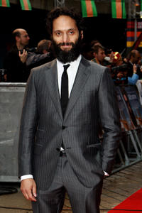 Jason Mantzoukas at the world premiere of