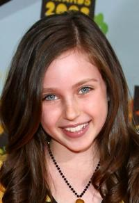 Ryan Newman at the Nickelodeon's 2008 Kids Choice Awards.