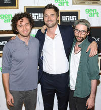 Aaron Himelstein, Ryan Eggold and Dov Tiefenbach at the 17th Annual GenArt Film Festival closing night premiere of