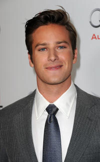 Armie Hammer at the Opening Night Gala of