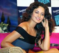 Kangana Ranaut at the TV show