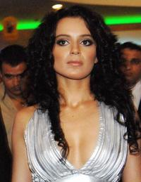 Kangana Ranaut at the premiere of