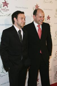 Nathan Corddry and Rob Corrdry at the 9th Annual Dinner Benefiting the Lili Claire Foundation.