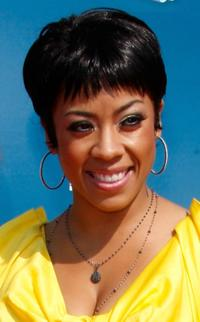 Keyshia Cole at the 2008 BET Awards.