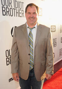 Bob Stephenson at the California premiere of