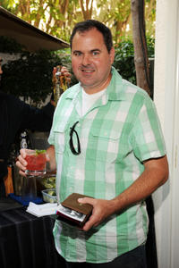 Bob Stephenson at the DPA pre-Emmy Gift Lounge in California.
