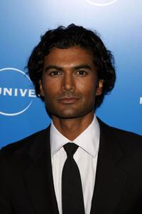 Sendhil Ramamurthy at the NBC Universal Experience.