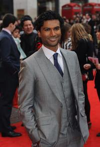 Sendhil Ramamurthy at the UK premiere of