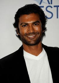 Sendhil Ramamurthy at the 2008 AFI FEST Tribute to Danny Boyle.