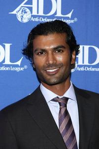 Sendhil Ramamurthy at the Anti-Defamation League's Entertainment Industry Awards dinner.