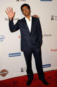 Sendhil Ramamurthy at the Hollywood Entertainment Museum's Hollywood Legacy Awards XI.