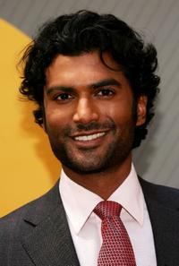 Sendhil Ramamurthy at the NBC Upfronts.