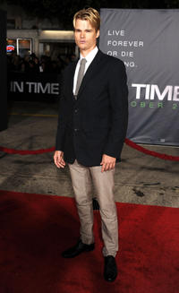 Brendan Miller at the California premiere of