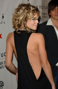 AnnaLynne McCord at the Season 5 Premiere Of