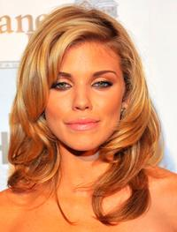 Annalynne McCord at the Raise Hope for the Congo event.
