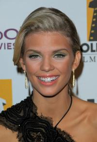 Annalynne McCord at the 13th Annual Hollywood Awards Gala Ceremony.