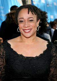 S. Epatha Merkerson at the 38th annual NAACP Image Awards.