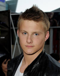 Alexander Ludwig at the California premiere of