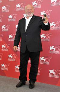 Marco Messeri at the photocall of
