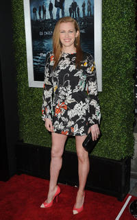 Mireille Enos at the Los Angeles premiere of