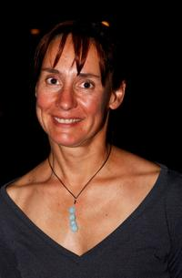 Laurie Metcalf at the Cure Autism Now's