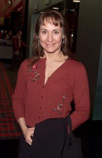 Laurie Metcalf at the Los Angeles premiere of