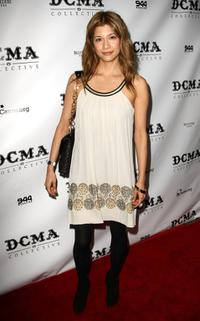Maya Hazen at the opening of DCMA Collective's flagship store.