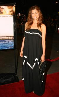 Maya Hazen at the premiere of