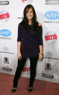 Jillian Murray at the