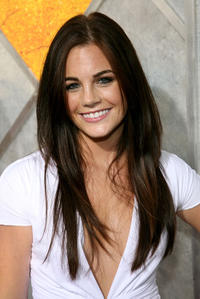 Jillian Murray at the California premiere of