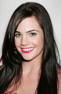 Jillian Murray at the Li Cari - LAFW Fall 2008 event in California.