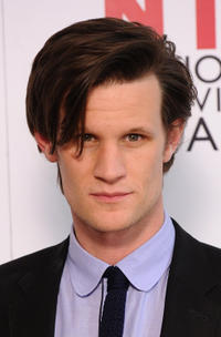 Matt Smith at the 2012 National Television Awards.