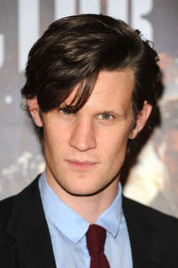 Matt Smith at the preview screening of