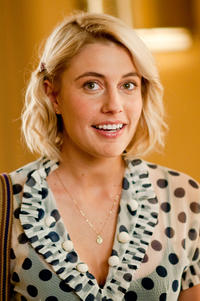 Greta Gerwig as Naomi in