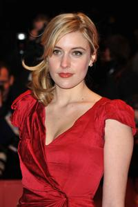 Greta Gerwig at the 60th Berlin International Film Festival.