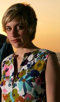 Greta Gerwig at the 2007 Sarasota Film Festival.