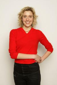 Greta Gerwig at the 2008 Sundance Film Festival.