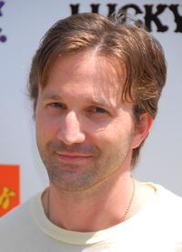 Breckin Meyer  at the Kidstock Music and Art Festival.