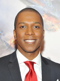 Leslie Odom Jr. at the New York premiere of