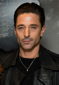 Jake Canuso at the London premiere of