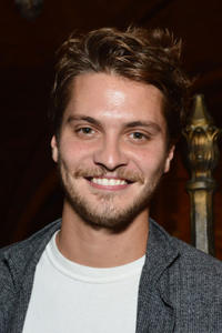 Luke Grimes at the The Art of Elysium's 6th Annual GENESIS in California.