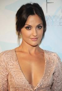 Minka Kelly at the 36 Annual FIFI Awards.