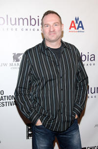 Brian Boland at the premiere of